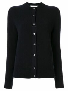 Extreme Cashmere crew neck classic cardigan - Black