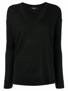 Paule Ka v-neck jumper - Black