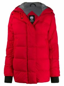 Canada Goose Alliston down jacket - Red