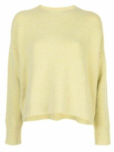 Marni round neck jumper - Green