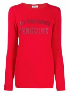 History Repeats slim-fit 'Pittsburgh Penguins' jumper - Red
