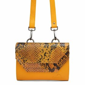At Last. - Cashmere & Wool Jumper - Grey Star & Rainbow
