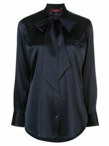 Sies Marjan tied neckline blouse - Blue
