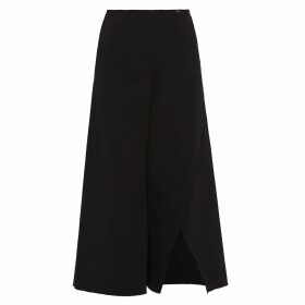 At Last. - Annabel Frill Silk Velvet- Navy