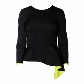 Mellaris - Juno Top Long Sleeves With Peplum