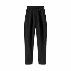 West 14th - Crosby Cape Black Leather