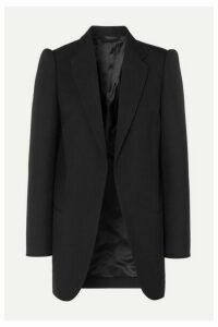 Balenciaga - Wool-gabardine Blazer - Black