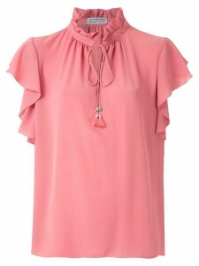 Olympiah Juli ruffle blouse - PINK