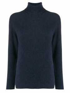 Roberto Collina roll neck sweater - Blue