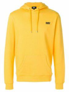 DUST logo hoodie - Yellow