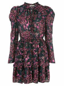 Ulla Johnson Prissa floral print dress - Blue