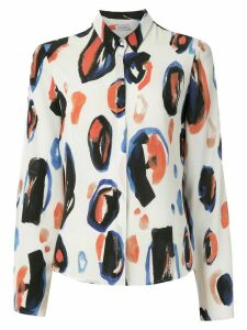 Tufi Duek printed silk shirt - Multicolour