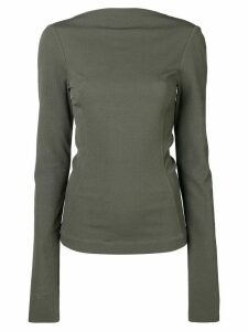 Rick Owens stretch top - Grey