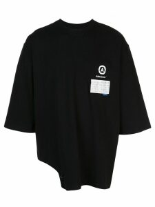 Ader Error 10 Corso A Stopper T-shirt - Black