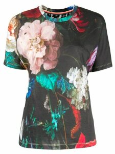 Paul Smith floral printed T-shirt - Black