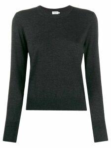 Filippa-K fine knit crew neck jumper - Grey