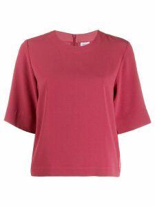 Filippa-K Cassy boxy-fit T-shirt - PINK