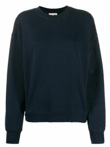 Filippa-K crew neck sweatshirt - Blue