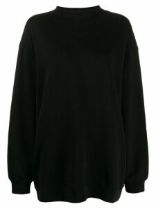 Filippa-K oversized sweatshirt - Black