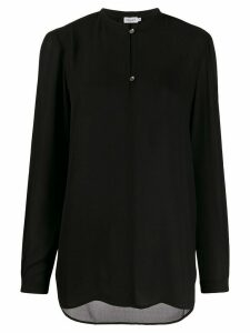 Filippa-K Ada stand collar blouse - Black