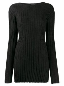 Filippa-K Daria ribbed jumper - Grey