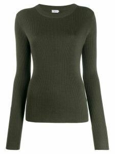 Filippa-K Billy ribbed slim-fit jumper - Green