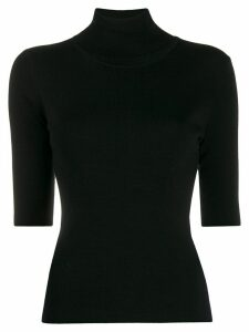 Filippa K roll neck jumper - Black