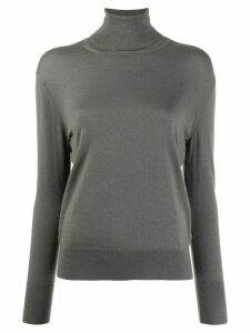 Filippa-K turtleneck slim-fit jumper - Grey