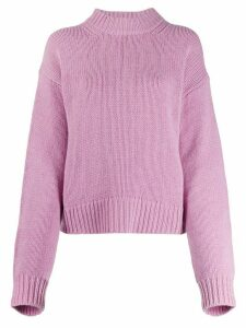 Filippa-K Cora relaxed fit jumper - PINK