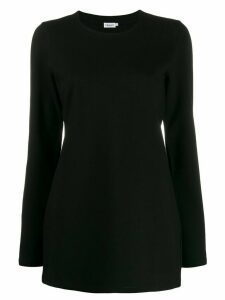 Filippa-K Erin tunic top - Black