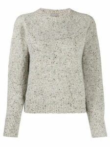 Margaret Howell donagal round-neck jumper - Grey