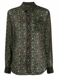 Junya Watanabe Comme des Garçons Pre-Owned bucloic printed blouse -
