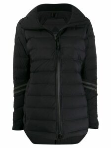 Canada Goose slim-fit puffer jacket - Black