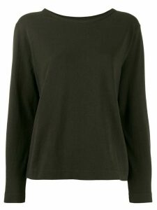 Margaret Howell jersey knitted top - Green