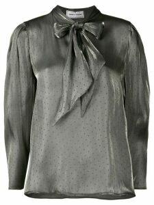 Three Floor Stella metallic blouse - Grey