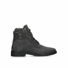 KG Kurt Geiger Harris - Black Ankle Boots