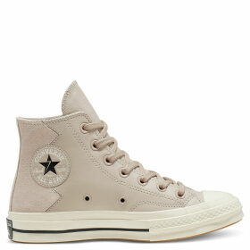 VLTG Leather and Suede Chuck 70