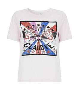 Hippie Print T-Shirt