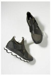 Sorel Kinetic Sneak Trainers - Grey, Size 40