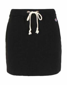 CHAMPION REVERSE WEAVE SKIRTS Mini skirts Women on YOOX.COM