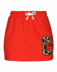 COMME DES FUCKDOWN SKIRTS Mini skirts Women on YOOX.COM