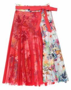 TENAX SKIRTS 3/4 length skirts Women on YOOX.COM