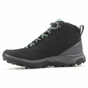 Salomon  Outline Mid Gtx  women's Shoes (High-top Trainers) in Black