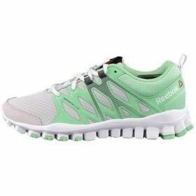 Reebok Sport  Realflex Train 40  women's Shoes (Trainers) in multicolour