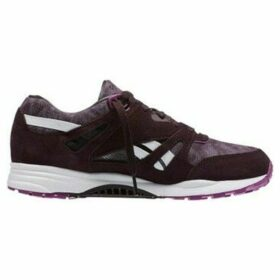 Reebok Sport  Ventilator Awd Urban Plum  women's Shoes (Trainers) in multicolour