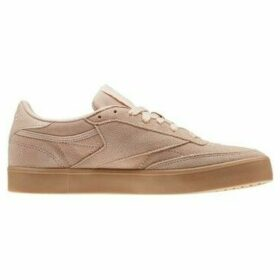 Reebok Sport  Club C 85 Fvs  women's Shoes (Trainers) in Beige