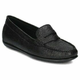 Gino Rossi  Gala  women's Loafers / Casual Shoes in Black