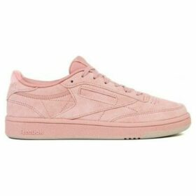 Reebok Sport  Club C 85  women's Shoes (Trainers) in Pink