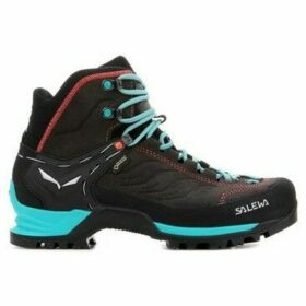 Salewa  WS Mtn Trainer Mid Gtx  women's Walking Boots in Grey