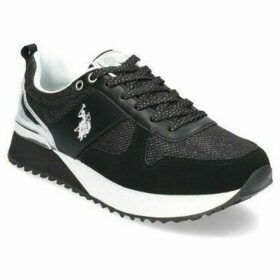 U.s Polo Assn  ZAPATILLAS  PARA MUJER  women's Shoes (Trainers) in Black